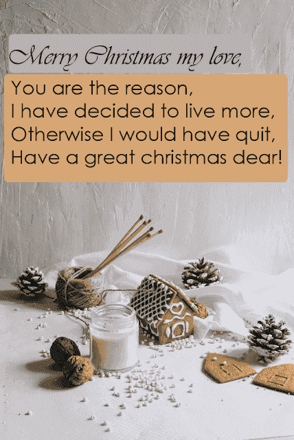 Merry christmas to someone special images
