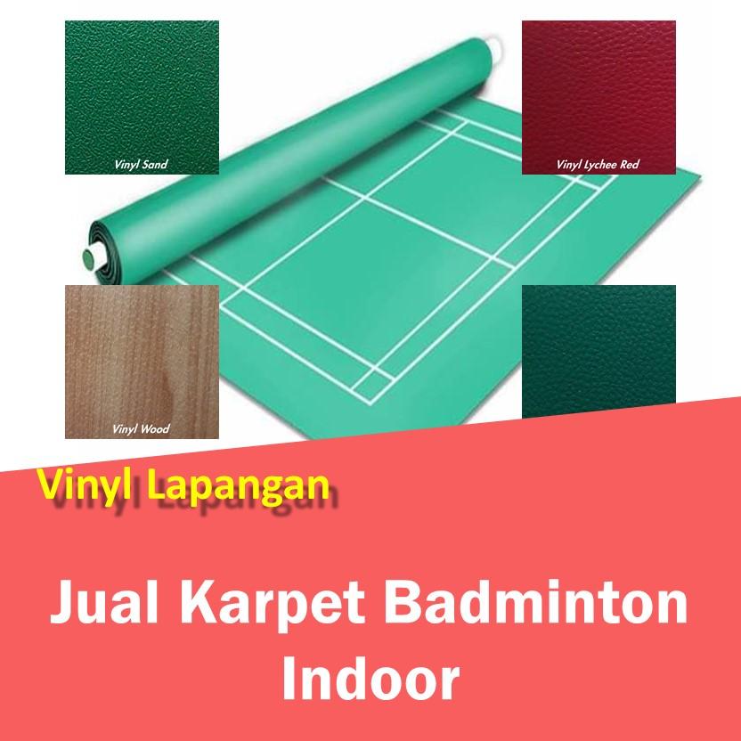 jual karpet vinyl badminton