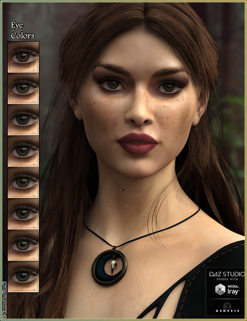 EJ Hiedra and Mother Earth for Genesis 3 Female