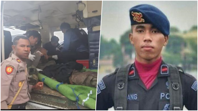 KKB Papua Tembak Tiga Anggota Brimob, Satu Tewas