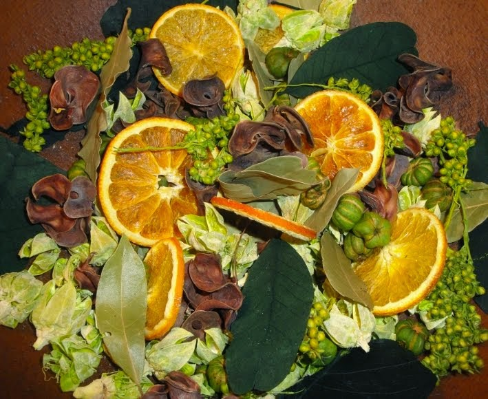 Unique Potpourri