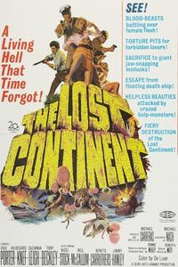 Watch The Lost Continent Online Free in HD