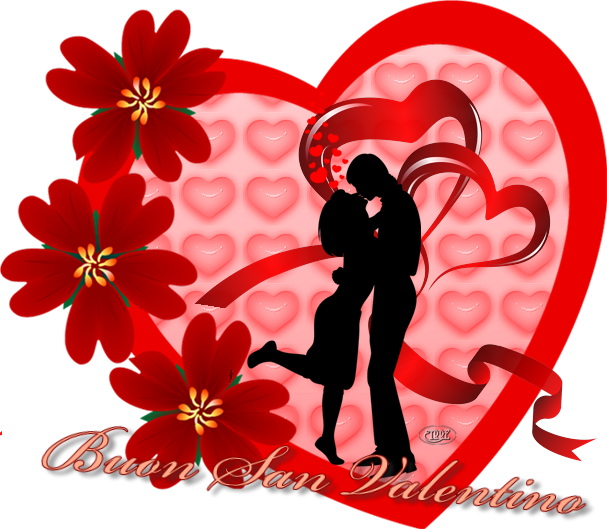 Gif e frasi romantiche di auguri di buon san valentino - Colore del giorno di san valentino ...