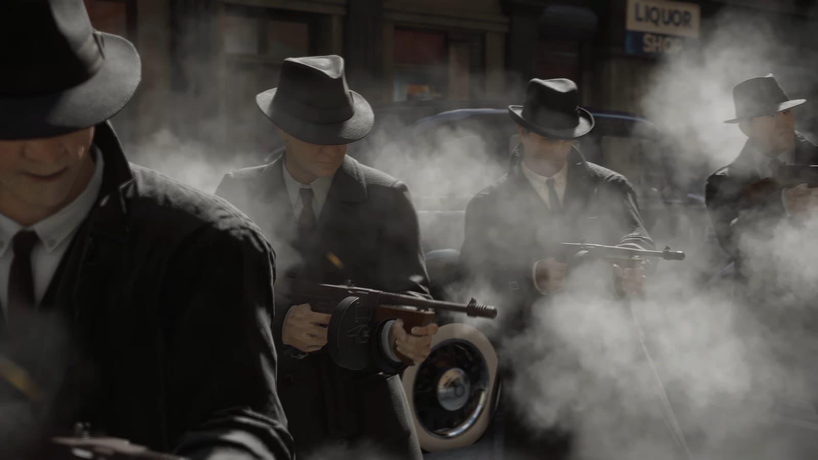 Сюжетный трейлер ремейка Mafia: Definitive Edition и охапка скриншотов с Gamescom - 01
