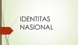 unsur-unsur identitas nasional Indonesia