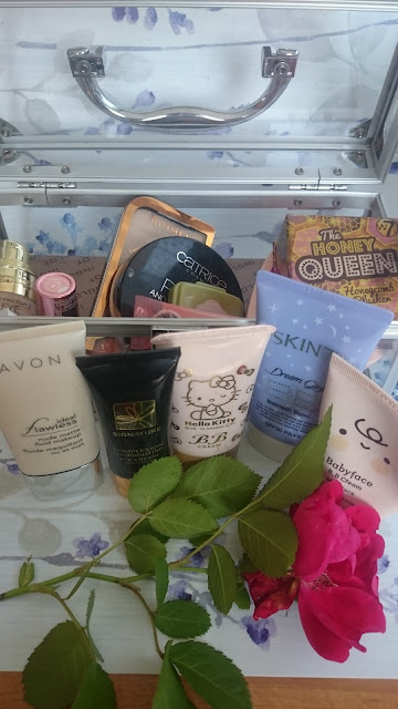 Kosmetyki do makijażu - wyzwania część trzecia