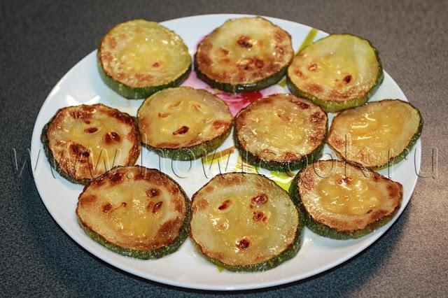 рецепт закуски с кабачками и помидорами