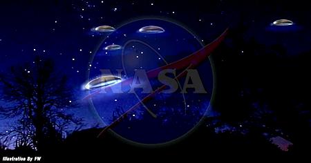 NASA To Study UFOs / UAP