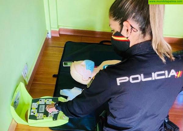 Seguridad y Emergencias del Cabildo colabora en la formación de la Guardia Civil y Policía Nacional