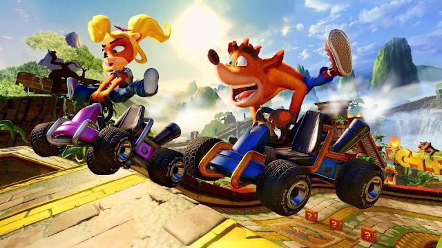 Crash Team Racing Nitro-Fueled (Switch): carregamento ficará mais rápido com Boost Mode