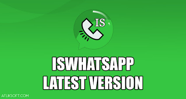 تحميل واتساب اسماعيل القاسم اخر اصدار ISWhatsApp V7.80 ضد الحظر اخر اصدار 2020