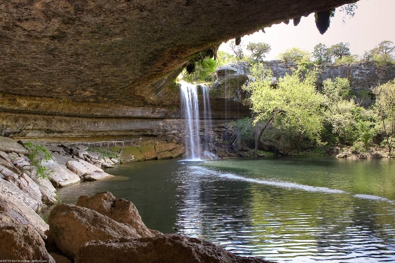 The Incredible Hamilton Pool Nature Preserve in Texas, USA