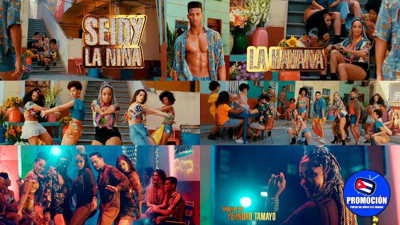 Seidy La Niña - ¨La Havana¨ - Videoclip - Director: Yeandro Tamayo. Portal Del Vídeo Clip Cubano. Música cubana. Reguetón. Cuba.