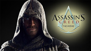 WATCH MICHAEL FASSBENDER IN ASSASSIN'S CREED MOVIE TRAILER now at JasonSantoro.com