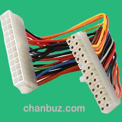 2. StarTech ATX24POWEXT, 24 Pin ATX Power Connector