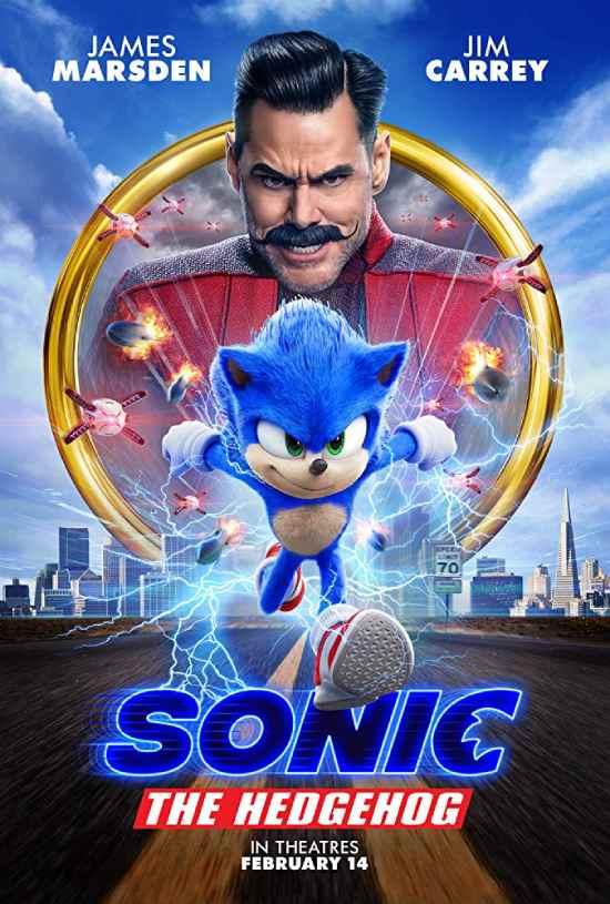 مشاهدة فيلم sonic the hedgehog 2019 مترجم