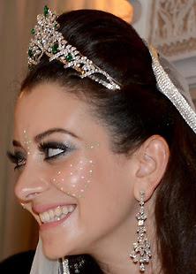 emerald diamond tiara morocco princess lalla oum kalthum kalthoum