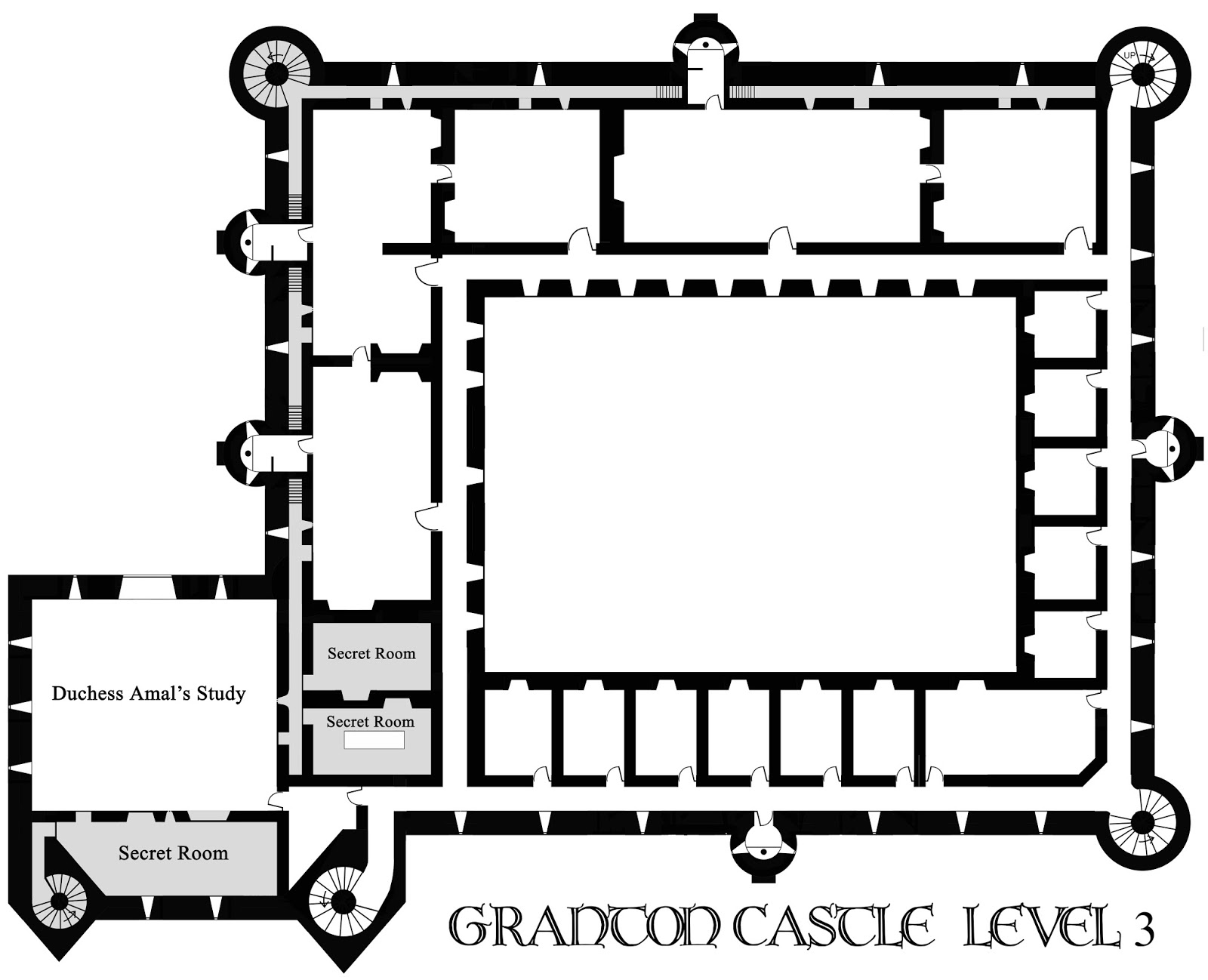 Go teen writers wewritebooks post 4 maps and floorplans for Small castle plans