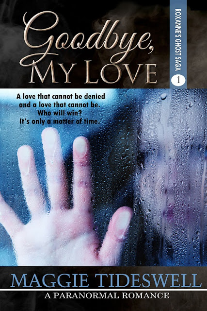 Cover Reveal - Goodbye, My Love