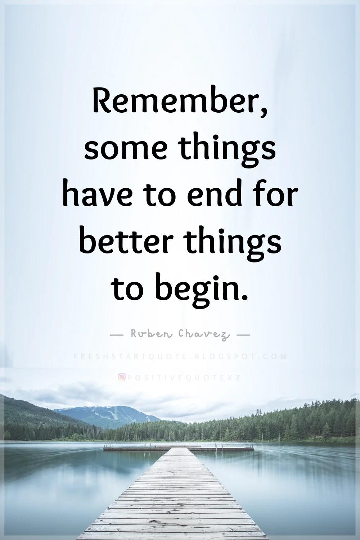 Fresh Start Quotes