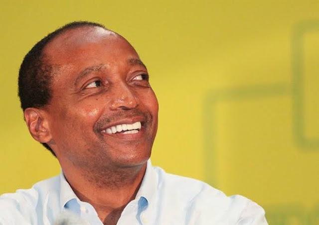 Richest Black People - Patrice Motsepe