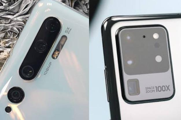 Perbandingan Kamera Mi Note 10 Pro vs Galaxy S20 Ultra