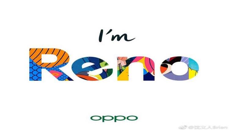"OPPO Teases ""Reno"" Smartphone Line"