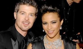 Robin Thicke dan Paula Patton