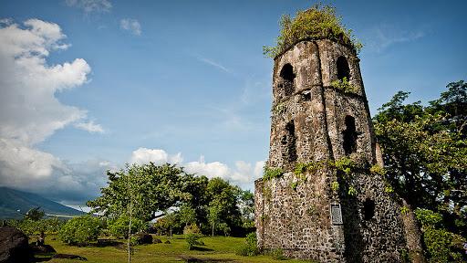 Cagsawa Ruin Park