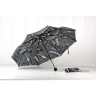 Payung Lipat yang Sesuai Untuk Pria