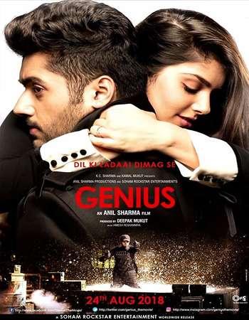 Genius 2018 Hindi Full Movie Free Download HD - Utkarsh Sharma, Ishita Chauhan, Mithun Chakraborty