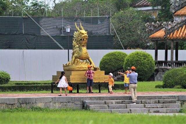 Dịp nghĩ lễ quốc khánh: hàng nghìn du khách tham quan du lịch Huế
