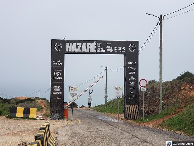 Portal de Nazaré - Diário de Bordo: Fátima, Óbidos e Nazaré