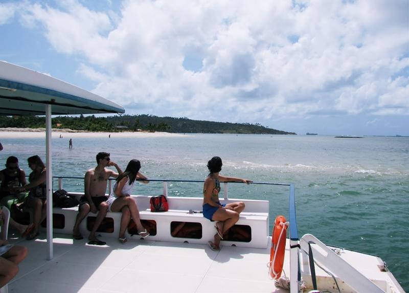 Passeio de Catamarã Cabo de Santo Agostinho