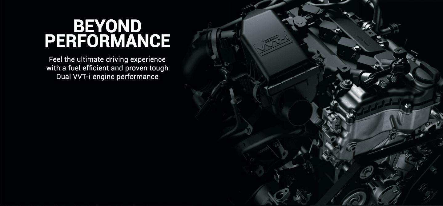 Toyota Rush Performance