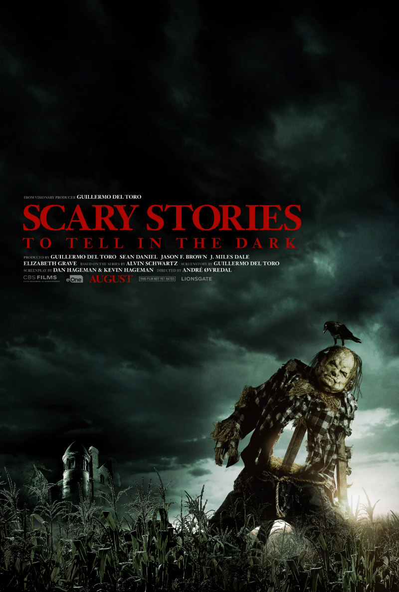 scary stories to tell in the dark poster