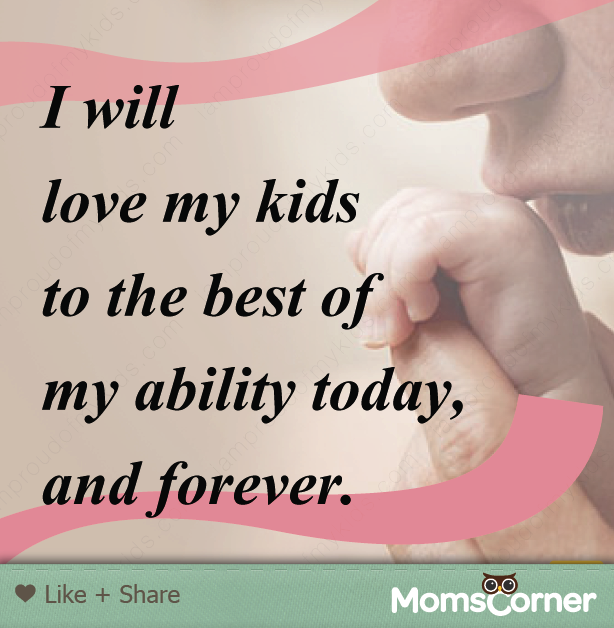 I Love You My Child Quotes