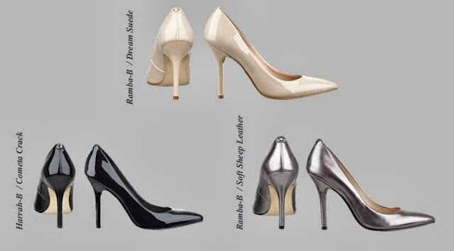 GUESS Footwear Fall Winter 2013, shoes, fashion, footwear, guess, us brand, ?, city girl, metallic, ivory, jet black