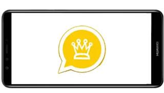 تنزيل برنامج واتس اب الذهبي ابو عمر Gold WhatsApp 2021 ضد الحظر اخر اصدار من ميديا فاير للاندرويد.