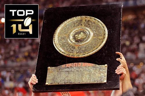 Trophée Top 14