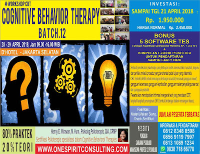 Workshop Psikologi 2018