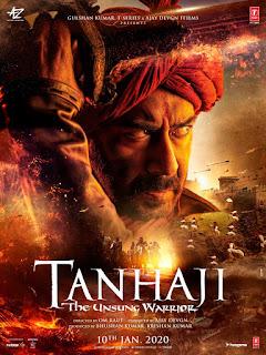 Tanaji poster