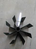 Perancangan Turbin Air Sederhana Dan Komponen Komponen Pembangkit Listrik Tenaga Air