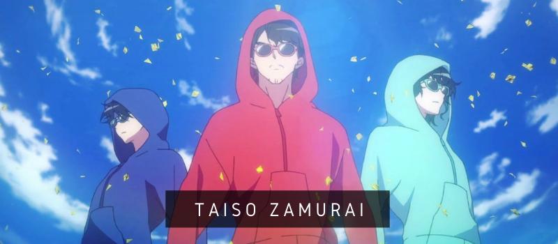 TAISOU ZAMURAI - 13 Fotogramas