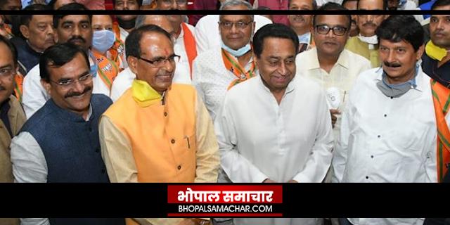 विधायक कमलनाथ की मुख्यमंत्री शिवराज सिंह से पहली अपील   MP NEWS