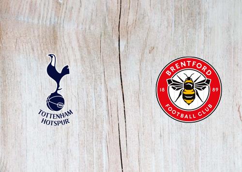 Tottenham Hotspur vs Brentford -Highlights 05 January 2021