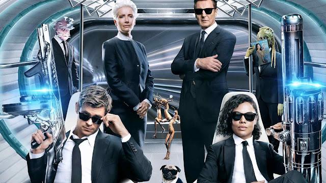 MEN IN BLACK INTERNATIONAL IN HINDI, hollywood movie in hindi , हिन्दी में