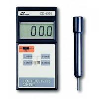Jual Conductivity Meters Lutron CD-4301 No Tlp: 08128222998