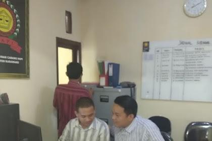 Aktifitas Kantor DPC HAPI KARAWANG Pada Kamis 19 Desember 2019
