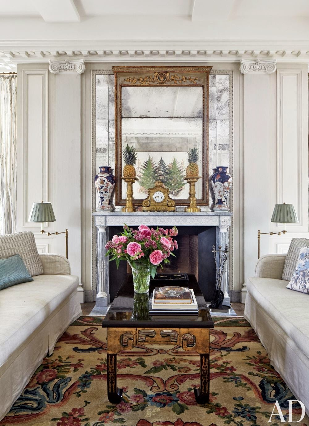 Decor Inspiration  The New Traditionalist Darryl Carter Interior Designer  Washington DC  Cool Chic Style Fashion